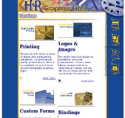 H & R Graphics Services