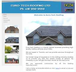 Euro-Tech Roofing